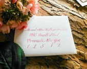 Wedding Calligraphy Envel...