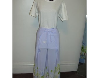 Womens or Teen Wrap Pants, Ladies size 8/10