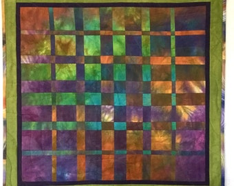 Convergence Design Quilted Wall Hanging