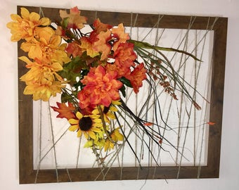 3D Decorative Flower Wall Art Decor