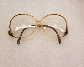 70s vintage eyeglasses, prescription bifocals