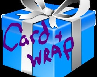 GIFT CARD,Gift Wrap,Present,Add a Card,Add Gift Wrap,Wrapping Paper