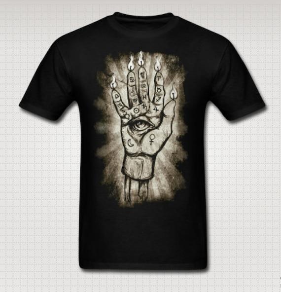Hand of Glory T Shirt