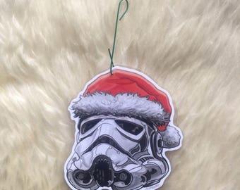 Original STORMTROOPER Star Wars Christmas ORNAMNET!