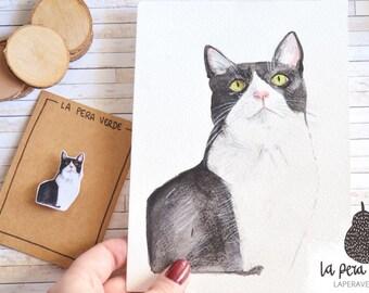 CUSTOM PET PORTRAIT, pet portrait, dog portrait, custom dog portrait, custom portrait, pet illustration,custom cat portrait, pet drawing