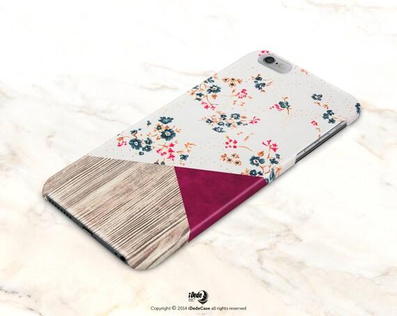 iPhone 7 Plus case floral iPhone 8 case wood iPhone 6s Floral Case LG G3 Case Samsung Galaxy S8 Case Note 4 Case Samsung Galaxy S8 Plus Case