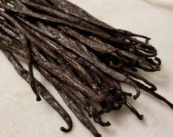 Madagascar Gourmet Bourbon Vanilla Bean | Grade A |