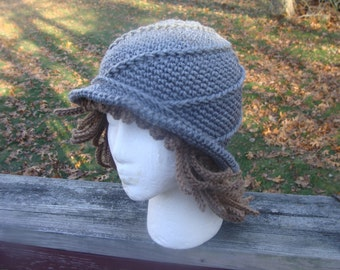 Crochet Bad Hair Day Hat 780pdf