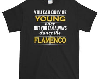 Flamenco Shirt Folkloric Music Flamenco Gift T Andalusia Dance Baile Shirt Flamenco Dancers