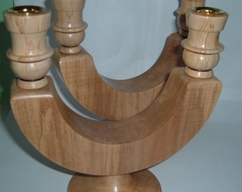 F 44 Pair of candle Holders