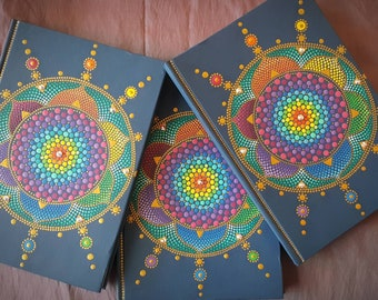Hand painted Notebook