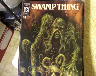 Lot of 15 DC Swamp Thing Comics