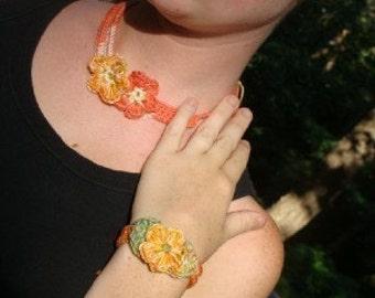 195 PDF  Crochet Jewelry Patterns