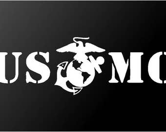 USMC VMFA-531 Grey Ghost Stickers