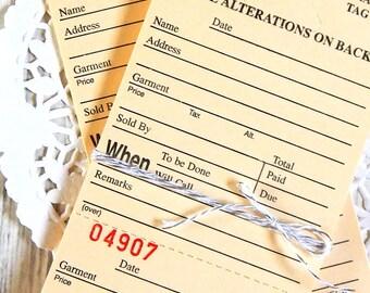 Vintage Inspired Inventory Tags. Journal Ephemera. Junk Journal Supply. Planner Paper. Planner Accessories. Vintage Ephemera. Paper Tags.