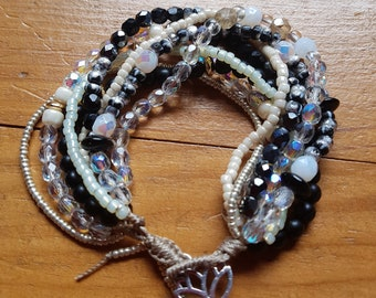 Bracelet Bohemian Lotus