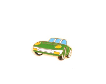 Car, classic car,Retro, enamel pin, car pin, car brooch, car enamel lapel pin, backpack pin, hat pin,  pin collector, classic lapel pin