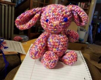 Cuddly little bunny