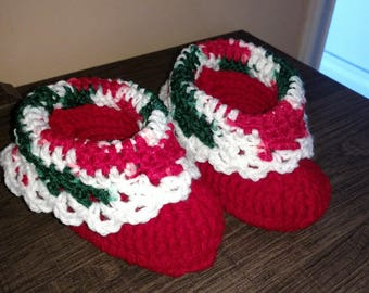 Toddler size 2 booties