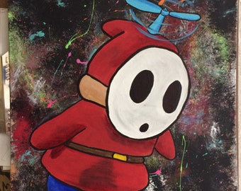 Space Shy Guy