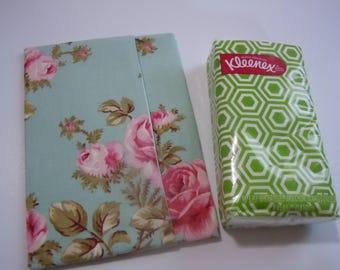 Everyday Purse or Pocket Tissue Cover - Robyn Pandolph - Rue Saint Germain Pocket Tissue Cover
