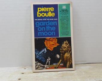 Garden on the Moon, 1966, Vintage Sci Fi, Pierre Boulle