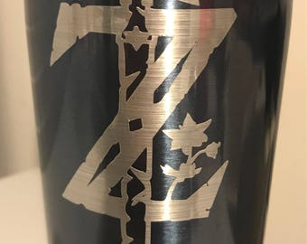 Legend of Zelda Breath of the Wild Water Bottle