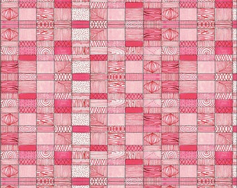 Doodle Box by Cori Dantini for Blend Fabrics - 1/2 yard