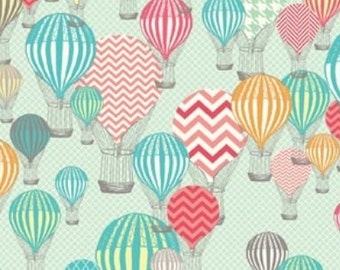 Echo Park Scrapbook Paper - Hot Air Balloons