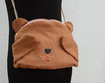Teddy Bear Handbag