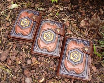 Hearthstone Wallet, Leather, Wallet, legendary