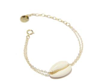 Bracelet Aegean gold or silver