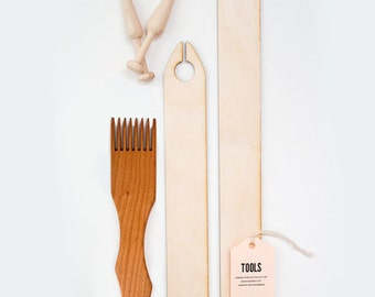 ChiquiLoom- Tool Kit