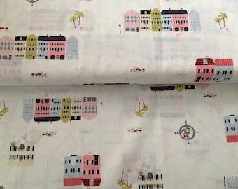 AGF Fabric The Row from Charleston by Amy Sinibaldi CHA-51708.