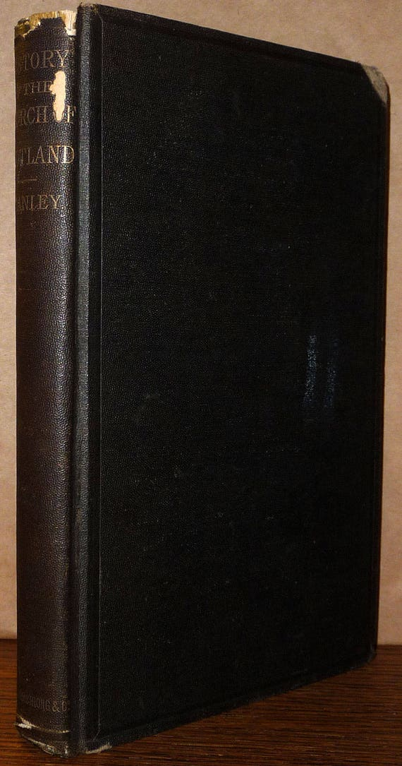 Lectures on the History of the Church of Scotland 1877 by Stanley, Arthur Penrhyn, Dean of Westminster Antique
