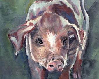Hugo the Pig