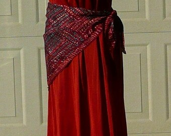 Repurposed Night Dress Vintage Lingerie Gypsy Bohemian Hippie Style #19