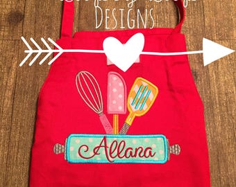 Personalized Baking Apron