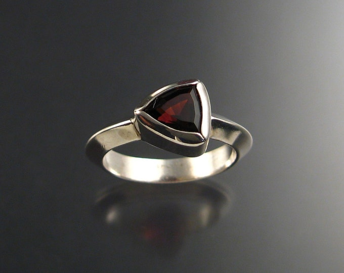 Tourmaline ring Sterling Silver size 8 3/4