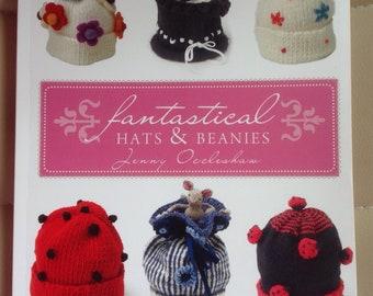 Fantastical Hats & Beanies, Children's Knitting Patterns