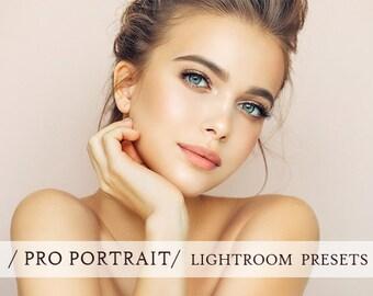 90 LIGHTROOM PRESETS for PORTRAIT photography
