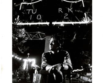Turk 182! - 1985 - B & W   movie  still  - Timothy Hutton