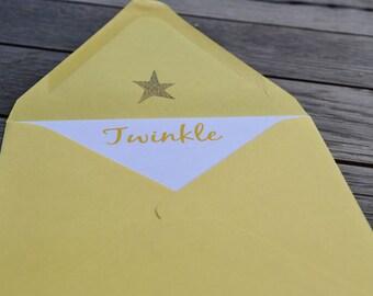 Twinkle Little Star Note Set