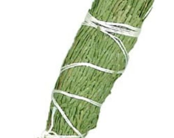 Western Red Cedar smudge stick - 4 -5 inches