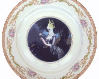 "Nymphicus, Royal Mistress of Hollandicus Plate 10"""