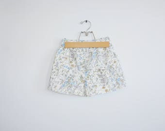 Vintage Girls Summer Shorts, Size 6