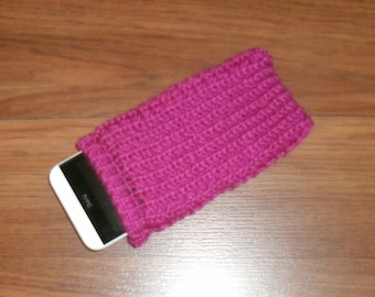 Cell phone case, Iphone case, cell phone cozy, iphone cozy