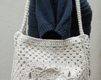 Crochet Shopper Bag Pattern