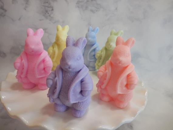 Easter soap bunny soap easter bunny soap easter basket easter soap bunny soap easter bunny soap easter basket artisan soap easter gifts easter basket idea non edible easter treats negle Choice Image