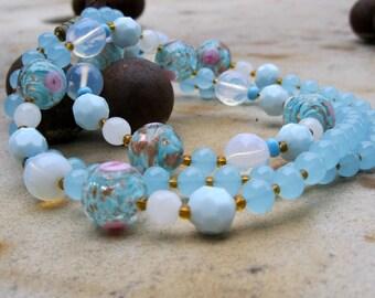 Viva Venetia Vintage Venetian Glass Necklace